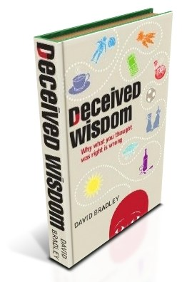 3D Deceived Wisdom ebook cover