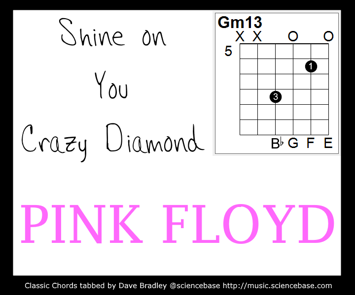 Shine on you crazy diamond – David Bradley