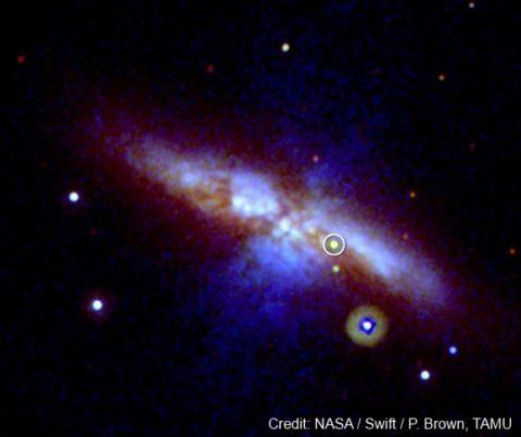 SN2014J-supernova