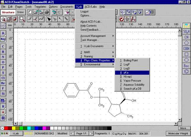 Chemical structure drawer program download free apps for Drawing program free online