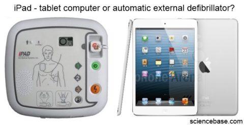 ipad-defibrillator