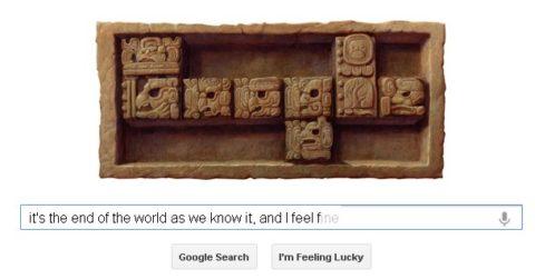 Mayan calendar end of the world