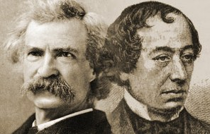 Mark Twain vs Benjamin Disraeli