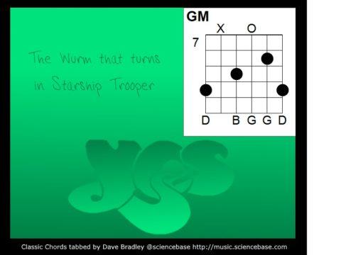 Classic Chords 17 Yes Wrm Turns David Bradley