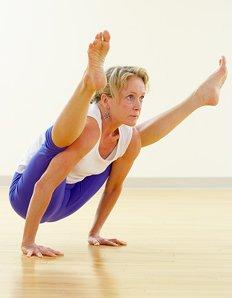 yoga just a good way to stretch  david bradley