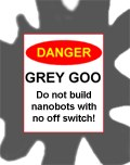 Gray goo nanobots
